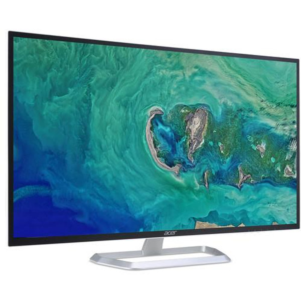 "Acer EB321HQU C 31.5"" 193199265821 WQHD LED LCD Monitor - 16:9 - Black"