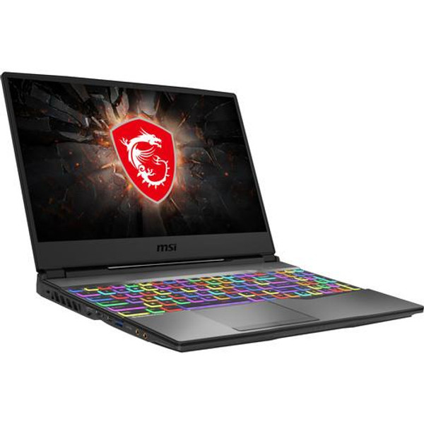 "MSI GP65 Leopard 10SEK-048 15.6"" Gaming Laptop (2.60 GHz Intel Core-i7-10750H, 16 GB DDR4 SDRAM, 512 GB SSD, Windows 10 Home)"