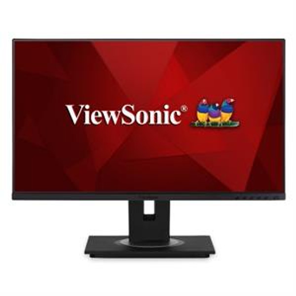 "Viewsonic VG2456 23.8"" Full HD WLED LCD Monitor - 16:9 - Black"