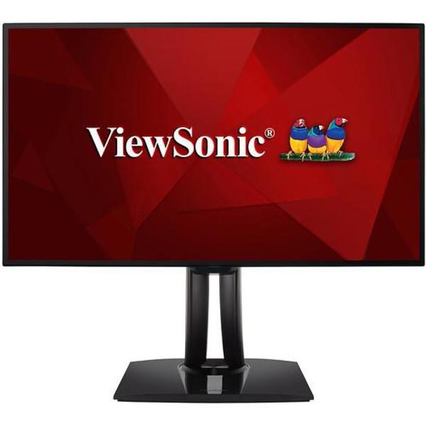 "Viewsonic VP2768-4K 27"" 4K UHD WLED LCD Monitor - 16:9 - Black"