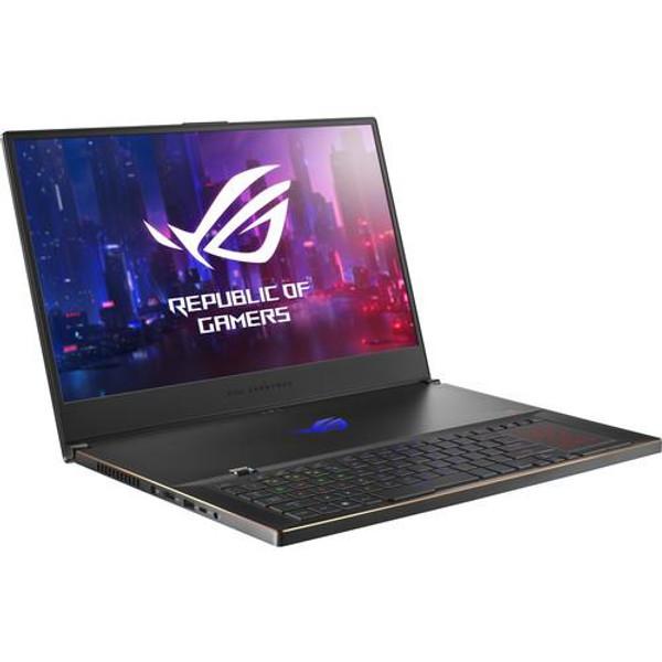"Asus ROG Zephyrus S GX701GX-XH76 17.3"" Gaming Laptop (2.60 GHz Intel Core-i7-9750H, 16 GB DDR4 SDRAM, 1 TB SSD, Windows 10 Pro)"