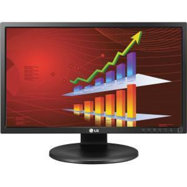 "LG 22MB35P-I 22"" Full HD LED LCD Monitor - 16:9 - Black"
