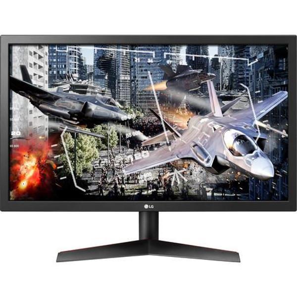 """LG UltraGear 24GL65B-B 24"""" Full HD LCD Monitor - 16:9"""
