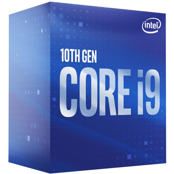 Intel Core i9 (10th Gen) i9-10900 BX8070110900 Deca-core (10 Core) 2.80 GHz Processor - Retail Pack