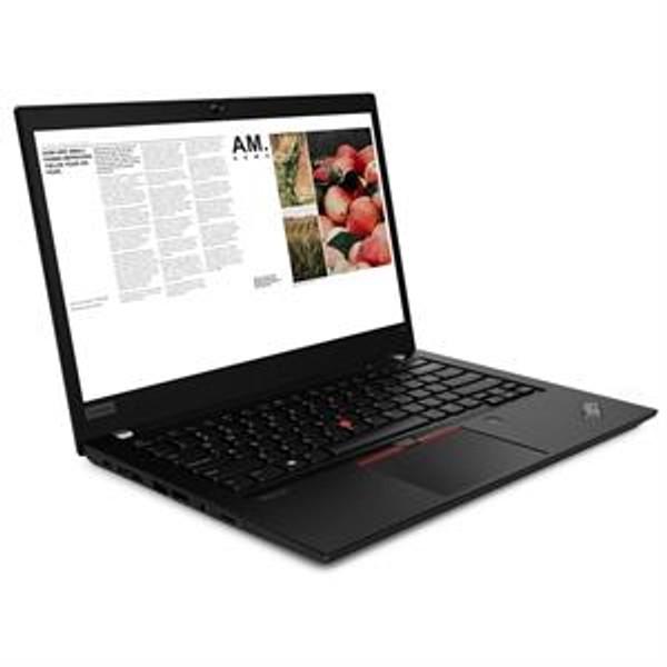 "Lenovo ThinkPad T14 Gen 1 20S00032US 14"" Laptop (1.60 GHz Intel Core-i5-10210U, 8 GB DDR4 SDRAM, 256 GB SSD, Windows 10 Pro)"