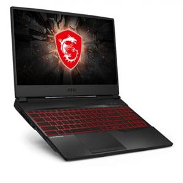 "MSI GL65 9SC-002 15.6"" Gaming Laptop (2.30 GHz Intel Core-i5-9300H, 8 GB DDR4 SDRAM, 512 GB SSD, windows 10 Home)"