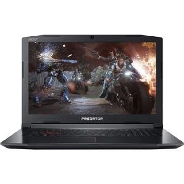 "Acer Predator Helios 300 PH317-53 17.3"" Gaming Laptop (2.60 GHz Intel Core-i7-9750H Hexa-core (6 Core), 8 GB DDR4 SDRAM, 512 GB SSD, Windows 10 Home)"