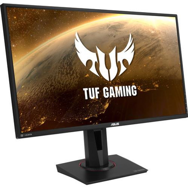 "ASUS TeK TUF Gaming VG27AQ 27"" WQHD LED Gaming LCD Speakers Monitor - 16:9 - Black"