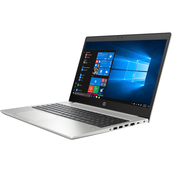 "HP ProBook 450 G7 8WB92UT#ABA 15.6"" Touchscreen Laptop (1.60 GHz Intel Corei5-10210U (10th Gen) Quad-core (4 Core), 16 GB DDR4 SDRAM, 256 GB SSD, Windows 10 Pro)"