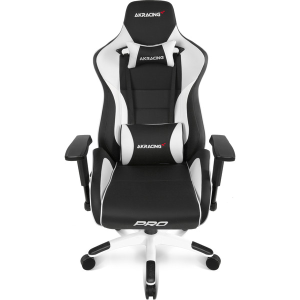 AKRACING Masters Series Pro AK-PRO-WT Gaming Chair White