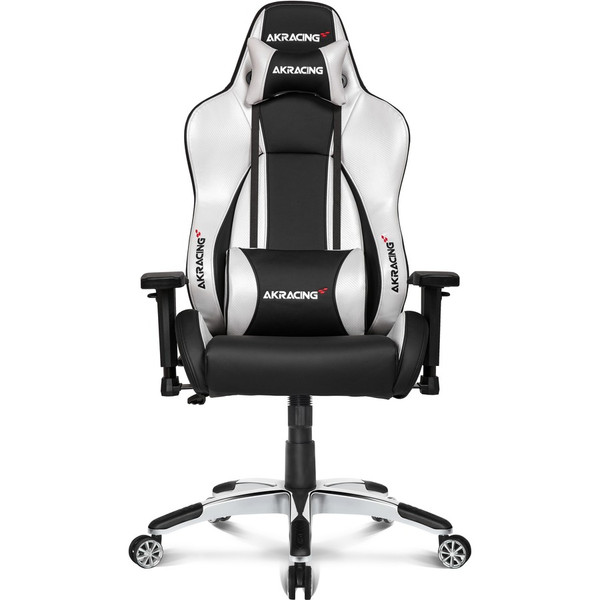 AKRACING Masters Series Premium AK-PREMIUM-SV Gaming Chair Silver