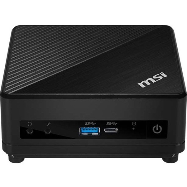 MSI Cubi 5 10M-067US Mini PC Desktop (2.10 GHz Intel Core-i3-10110U 10th Gen Dual-core (2 Core), 8 GB DDR4 SDRAM, 1 TB HDD, Windows 10 Home)