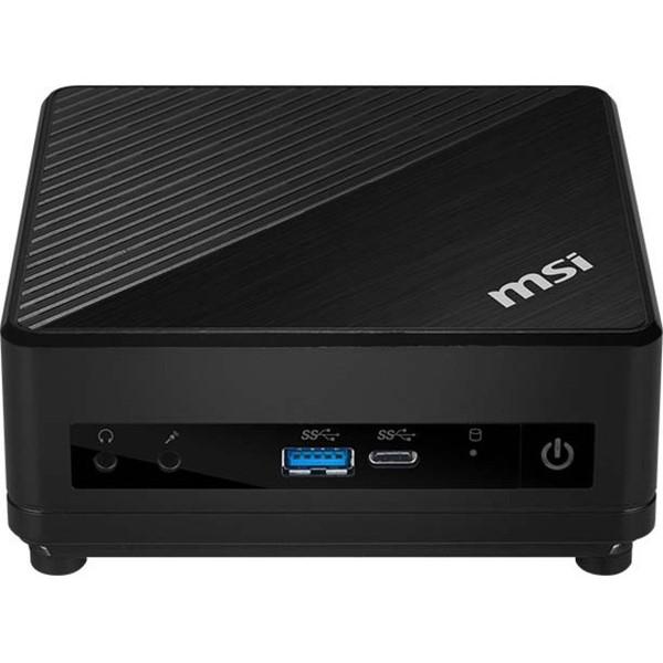 MSI Cubi 5 10M-027US Desktop (2.10 GHz Intel Core-i3-10110U 10th Gen, 8 GB DDR4 SDRAM, 256 GB SSD, Windows 10 Home)