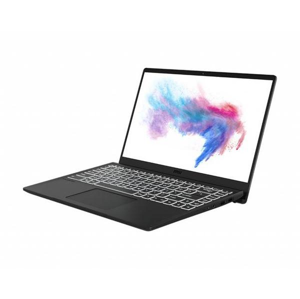 """MSI Modern 14 B4MW AMD-009 14"""" Gaming Laptop (2 GHz AMD Ryzen-7-4700U, 8 GB DDR4 SDRAM, 256 GB SSD, Windows 10 Home)"""