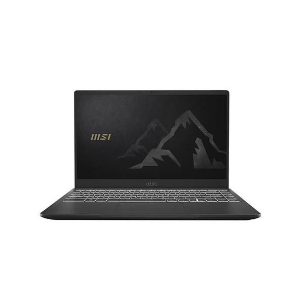 """MSI Summit B14 A11M-077 14"""" Ultrabook Laptop (900 MHz Intel Core-i5-1135G7 (11th Gen), 8 GB DDR4 SDRAM, Iris Xe, 512 GB SSD, Windows 10 Pro)"""