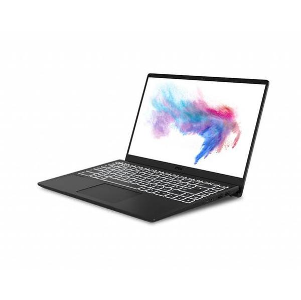 """MSI Modern 14 B10MW-256 14"""" Ultrabook Laptop (1.80 GHz Intel Core-i7-10510U (10th Gen), 16 GB DDR4 SDRAM, 512 GB SSD, Windows 10 Pro)"""