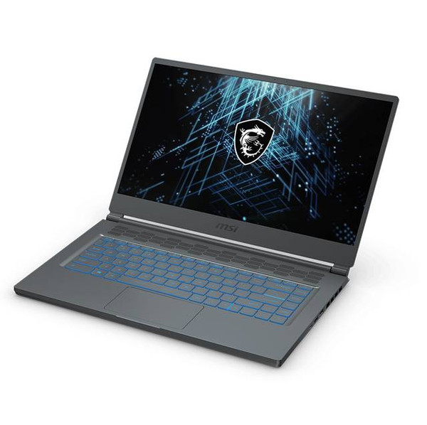 "MSI Stealth 15M A11SEK-062 15.6"" Gaming Laptop (1.20 GHz Intel Core-i7-1185G7 (11th Gen), 16 GB DDR4 SDRAM, 512 GB SSD, Windows 10 Home)"