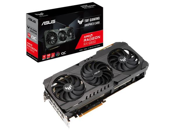 MSI Radeon RX 6800 Gaming X Tr R6800GXT16 Video Card