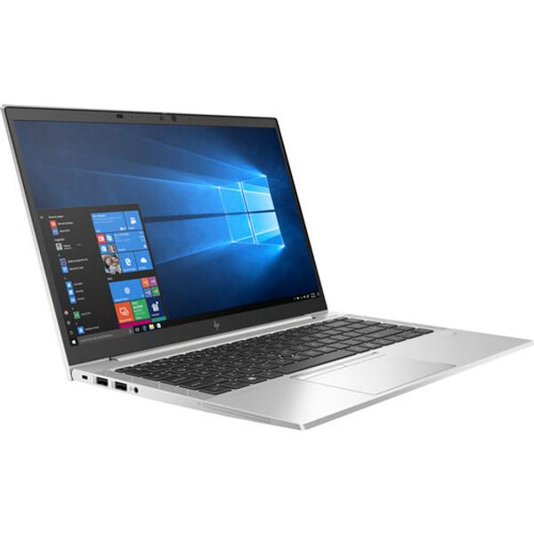 "HP EliteBook 840 G7 1C8Y8UT#ABA 14"" Touchscreen Laptop (1.80 GHz Intel Core-i7-10610U (10th Gen) Quad-core (4 Core), 32 GB DDR4 SDRAM, 512 GB SSD, Windows 10 Pro)"