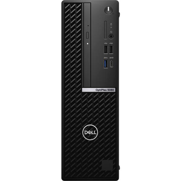 Dell OptiPlex 5000 5080 Desktop (2.90 GHz Intel Core-i7-10700 10th Gen Octa-core (8 Core), 8 GB RAM DDR4 SDRAM, 1 TB HDD, Windows 10 Pro)