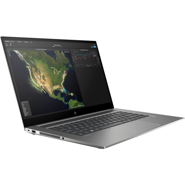 "HP ZBook Create G7 21X92UT#ABA 15.6"" Mobile Workstation Laptop (2.60 GHz Intel Core-i7-10750H (10th Gen) Hexa-core (6 Core), 16 GB DDR4 SDRAM, 512 GB SSD, Windows 10 Pro)"