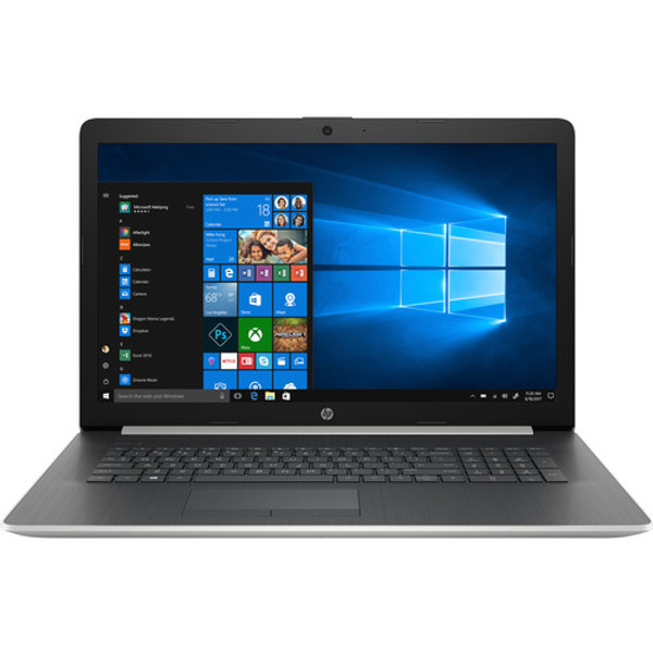 """HP 470 G7 9NL38UT#ABA 17.3"""" Laptop (1.80 GHz Intel Core-i7-10510U (10th Gen) Quad-core (4 Core), 8 GB DDR4 SDRAM, 256 GB SSD, Windows 10 Pro). Built for productivity, the HP 470 delivers the performance and mobility essential for today's workforce. The attractive design and 17-inch diagonal anti-glare display deliver an expansive viewing experience for all your applications."""