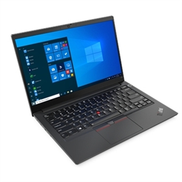 """Lenovo ThinkPad E14 Gen 2 20TA009AUS 14"""" Laptop (2.40 GHz Intel Core-i5-1135G7 Quad-core (4 Core), 8 GB DDR4 SDRAM, 256 GB SSD, Windows 10 Pro). Give your small business a unique style with the compelling facade and features of these business laptops. They're built for security and productivity, with a look that makes business personal again."""