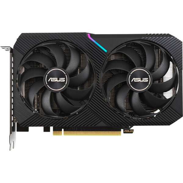 ASUS Video Card DUAL-RTX3060-O12G GeForce RTX 3060 Retail