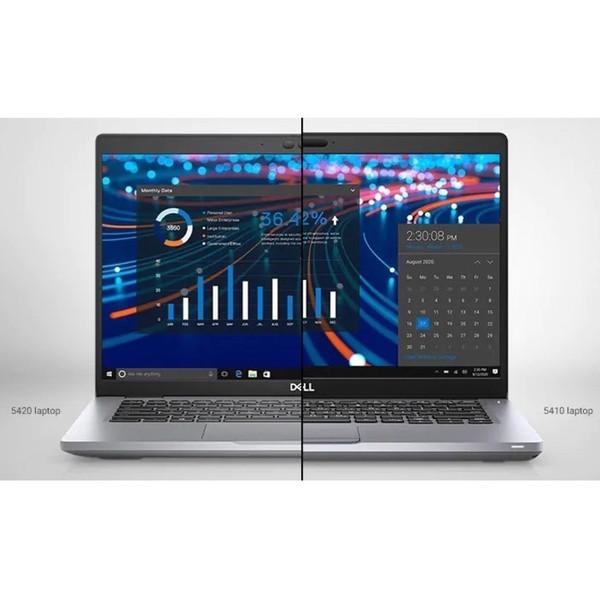 """Dell Latitude 5000 CW51V 14"""" Laptop (2.4 GHz Intel Core-i5-1135G7 (11th Gen) Quad-core (4 Core), 16 GB DDR4 SDRAM, 256 GB SSD, Windows 10 Pro)"""