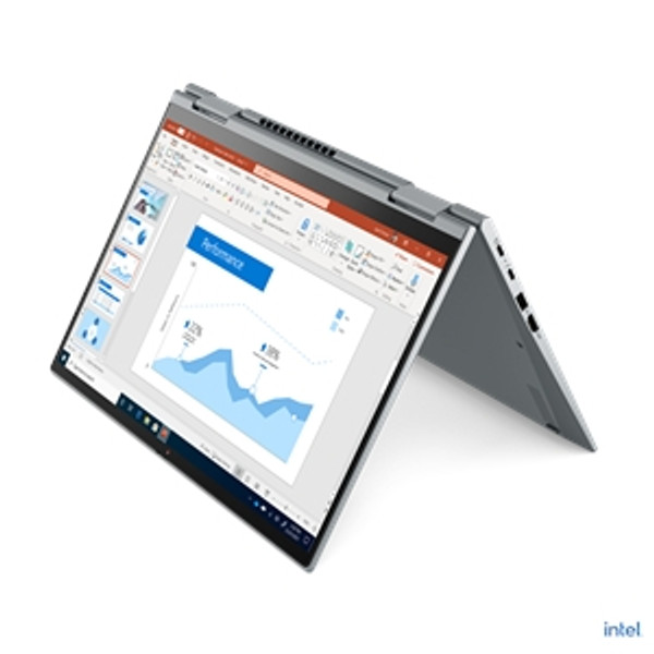 "Lenovo ThinkPad X1 Yoga Gen 6 20XY002XUS 14"" Touchscreen 2 in 1 Laptop (2.60 GHz Intel Core-i5-1145G7 Quad-core (4 Core), 16 GB DDR4 SDRAM, 512 GB SSD, Windows 10 Pro)"