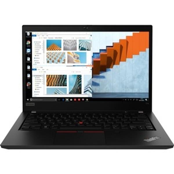 "Lenovo ThinkPad T14 Gen 2 20W00026US 14"" Touchscreen Laptop (2.80 GHz Intel Core-i7-1165G7 (11th Gen) Quad-core (4 Core), 16 GB DDR4 SDRAM, 512 GB SSD, Windows 10 Pro)"