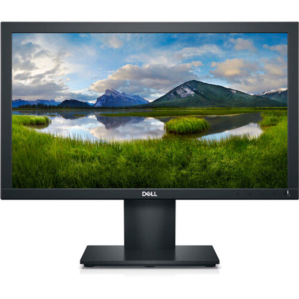 """Dell E1920H 19"""" WUXGA LED LCD Monitor - 16:9, The Full HD resolution is ideal for everyday tasks, while ComfortView is ready for extended viewing periods. It reduces up to 60% of harmful blue light emissions"""