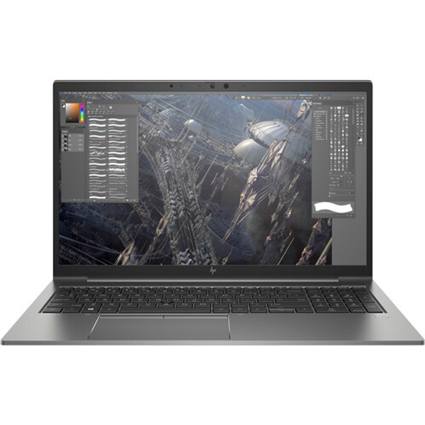 "HP ZBook Firefly G8 38B50UT#ABA 15.6"" Mobile Workstation Laptop (2.80 GHz Intel Core i7-1165G7 (11th Gen) Quad-core (4 Core), 16 GB DDR4 SDRAM, 512 GB SSD, Window 10 Pro)"