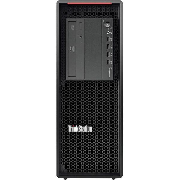 Lenovo ThinkStation P520 30BE00J0US Workstation Desktop (3.80 GHz Intel Xeon Hexa-core (6 Core) W-2235, 16 GB DDR4 SDRAM, 512 GB SSD, Windows 10 Pro f/ Workstations)