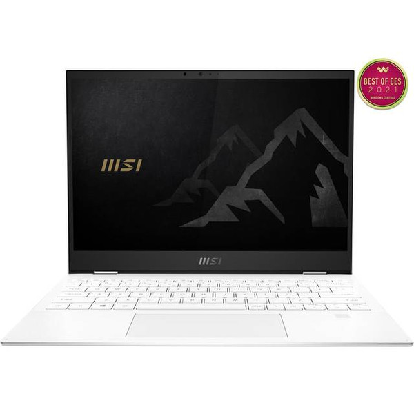 """MSI Summit E13 Flip Evo A11MT-022 13.4"""" Touchscreen 2 in 1 Laptop. The finest creations are crafted with precise calculation and design. Technology meets Aesthetics, we merge postmodern design with modern technology to inspire business users. The Summit E13 Flip Evo features a 360 degree hinge and 16:10 Golden ratio display to make this laptop compact and versatile. Certified with Intel® Evo™ platform and powered by Intel® Core™ i7 processor, enjoy the high performance of the Summit E13 Flip Evo."""