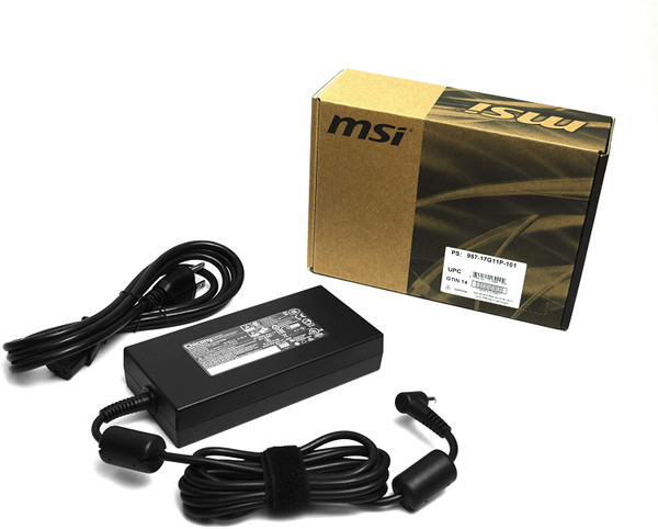 MSI AC 17G11P-101 230W 957-17G11P-101 GS65 75 RTX Adaptor+Power Cord Retail