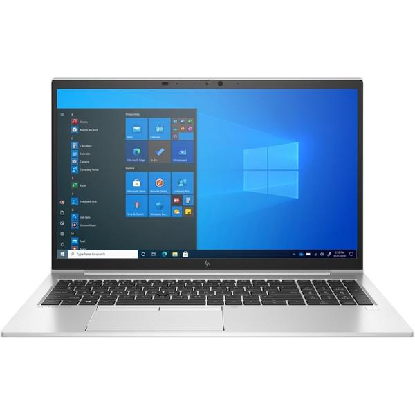 "HP EliteBook 850 G8 340V5UT#ABA 15.6"" Touchscreen Laptop (2.60 GHz Intel Core i5-1145G7 (11th Gen), 16 GB DDR4 SDRAM, 512 GB SSD, Windows 10 Pro)"