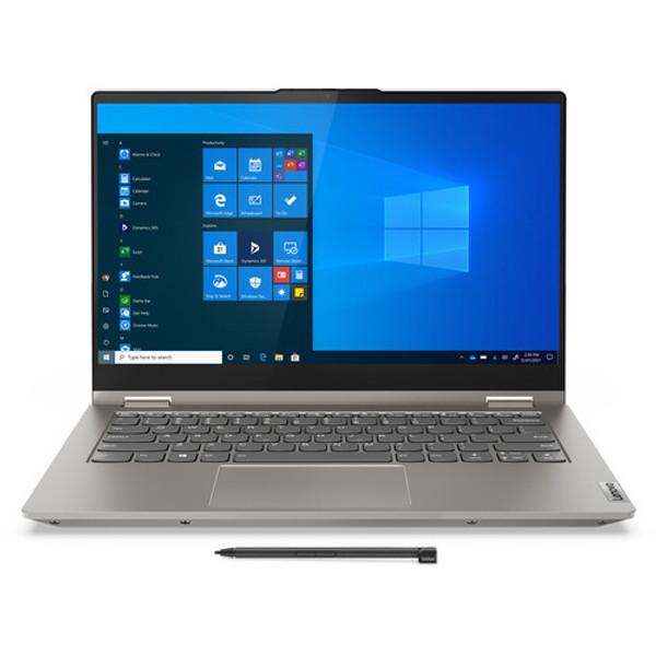 "Lenovo ThinkBook 14s Yoga ITL 20WE0018US 14"" Touchscreen 2 in 1 Laptop (2.80 GHz Intel Core i7-1165G7 Quad-core (4 Core), 16 GB DDR4 SDRAM, 512 GB SSD, Windows 10 Pro)"