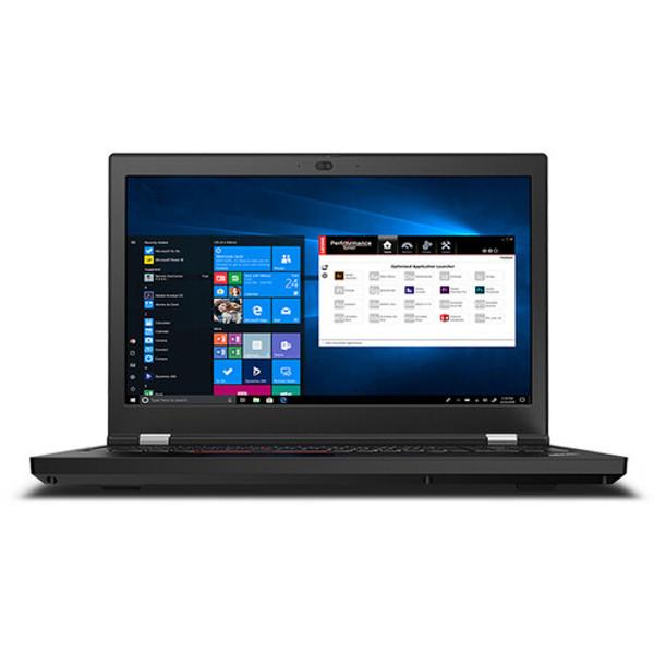 "Lenovo ThinkPad P15 Gen 1 20ST004DUS 15.6"" Mobile Workstation Laptop (2.60 GHz Intel Core i7-10750H (10th Gen) Hexa-core (6 Core), 32 GB DDR4 SDRAM, 512 GB SSD, Windows 10 Pro)"