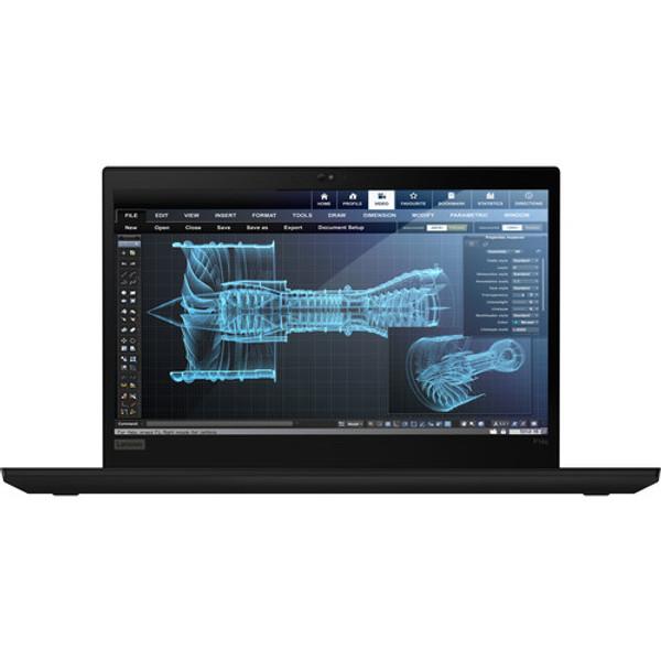 "Lenovo ThinkPad P14s Gen 1 20S4001NUS 14"" Mobile Workstation Laptop (1.80 GHz Intel Core i7-10510U (10th Gen) Quad-core (4 Core), 8 GB DDR4 SDRAM, 256 GB SSD, Windows 10 Pro)"