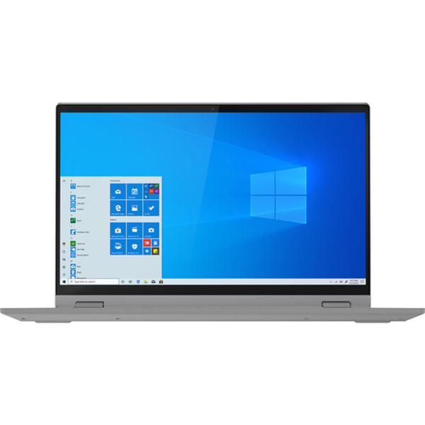 """Lenovo IdeaPad FLEX 5-15IIL-05 81X30009US 15.6"""" Touchscreen 2 in 1 Laptop. Thin and light, foldable, touchscreen laptops with multiple ways to engage; classic laptop mode for maximum productivity, stand mode for an optimal touch experience, tent mode for gaming & entertainment, and tablet mode for extra mobility and practicality."""