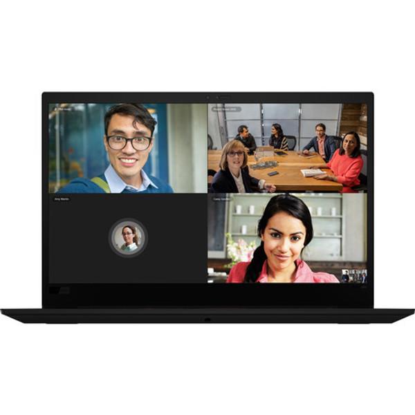 "Lenovo ThinkPad X1 Extreme Gen 3 20TK0015US 15.6"" Laptop (2.60 GHz Intel Core i7-10750H (10th Gen) Hexa-core (6 Core), 16 GB DDR4 SDRAM, 512 GB SSD, Windows 10 Pro)"