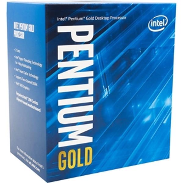 Intel Pentium Gold G6400 Dual-core (2 Core) 4 GHz Processor - Retail Pack