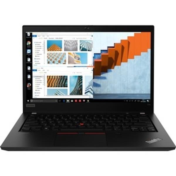 "Lenovo ThinkPad T14s Gen 1 20UH000HUS 14"" Laptop (2.10 GHz AMD Ryzen 5-PRO-4650U, 8 GB DDR4 SDRAM, 256 GB SSD, Windows 10 Pro)"