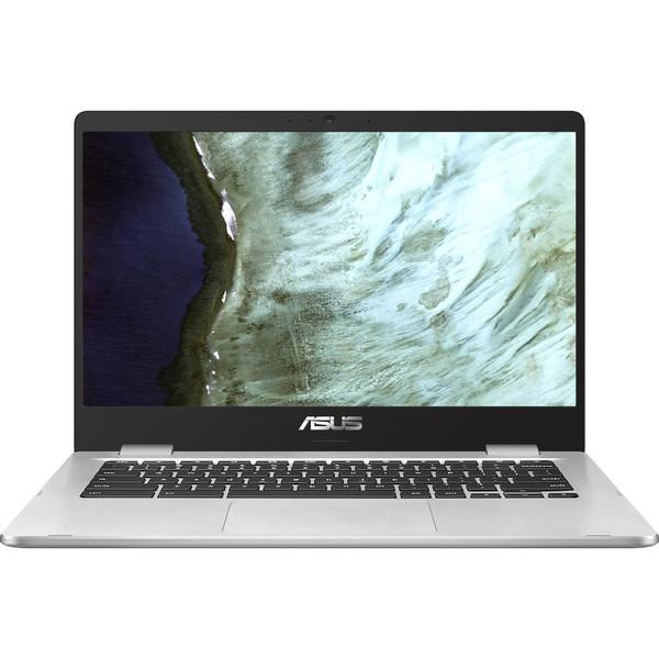 "Asus Chromebook C423 C423NA-DH02 14"" Chromebook Laptop (1.10 GHz Intel Celeron N3350-Dual-core (2 Core), 4 GB DDR4 SDRAM, 32 GB Flash Memory, Windows Chrome OS)"