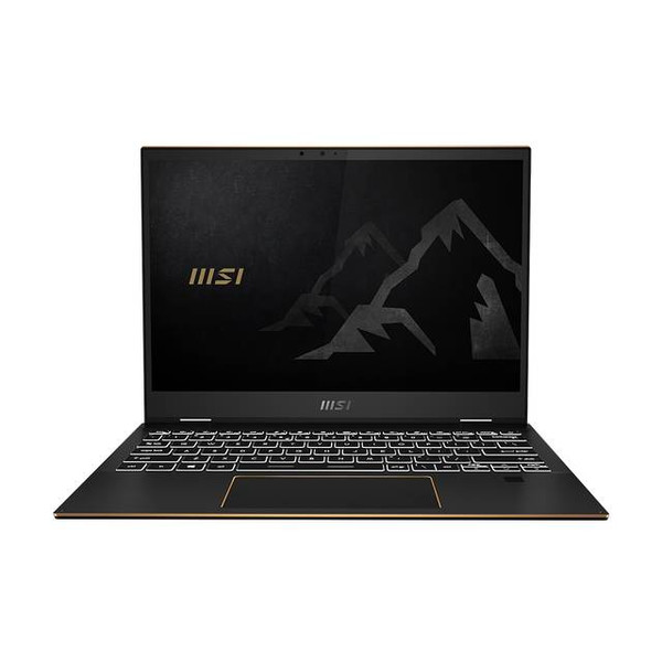 """MSI Summit E13 Flip Evo A11MT-023 13.4"""" Touchscreen 2 in 1 Laptop(1.20 GHz Intel Core i7-1185G7 (11th Gen), 16 GB DDR4 SDRAM, Iris Xe, 512 GB SSD, Windows 10 Home), MSI Prestige 14 is verified by Intel Evo platform with exceptional performance and features that keep you going forward"""
