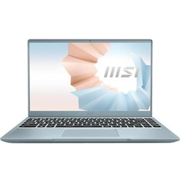 "MSI Modern 14B210 14"" Ultrabook Laptop (2.40 GHz Intel Core i5-1135G7, 8 GB DDR4 SDRAM, Iris Xe, 512 GB SSD, Windows 10 Home)"