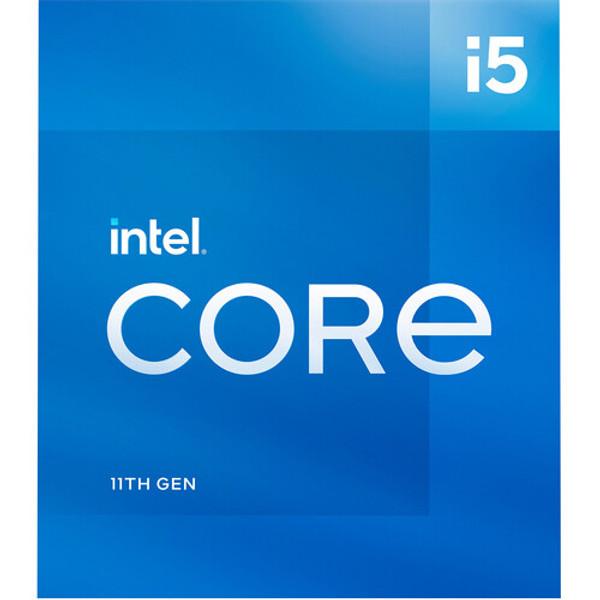 Intel Core i5-11500 6-Core Rocket Lake Processor 2.70GHz 8GT/s 12MB LGA 1200 CPU Retail