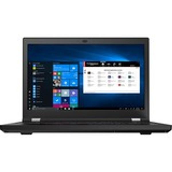 "Lenovo ThinkPad P15 Gen 1 20ST006FUS 15.6"" Mobile Workstation Laptop (2.70 GHz Intel Core i7-10850H (10th Gen) Hexa-core (6 Core), 16 GB DDR4 SDRAM, 512 GB SSD, Windows 10 Pro)"