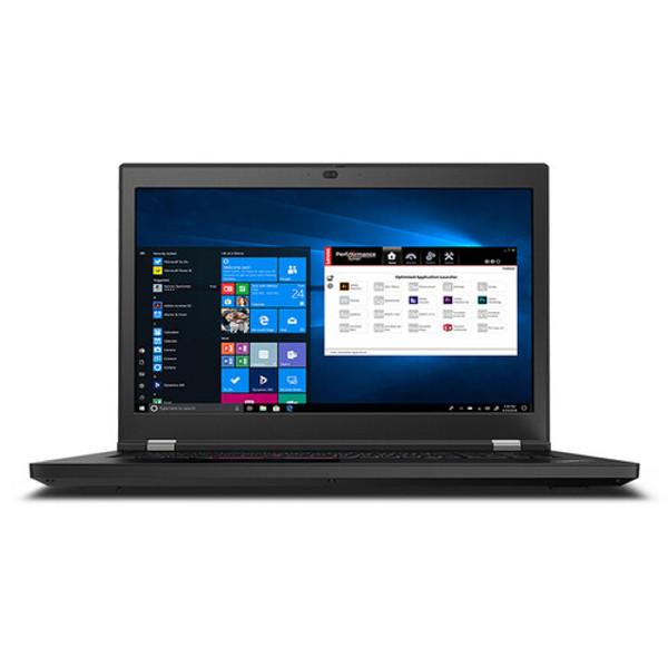 "Lenovo ThinkPad P17 Gen 1 20SN0041US 17.3"" Mobile Workstation Laptop (2.60 GHz Intel Core i7-10750H (10th Gen) Hexa-core (6 Core), 16 GB DDR4 SDRAM, 512 GB SSD, Windows 10 Pro)"